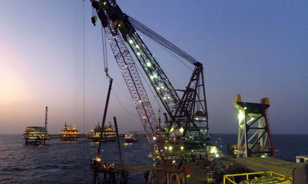 Offshore pile driving monitoring