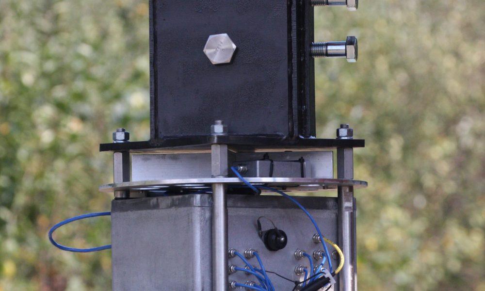 Shaft Area Profile Evaluator device