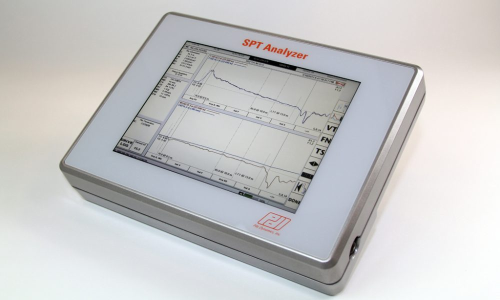 SPT analyzer