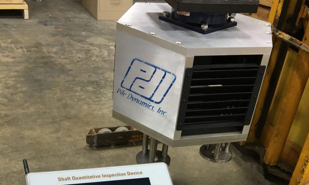 Shaft Quantitative Inspection Device equipment
