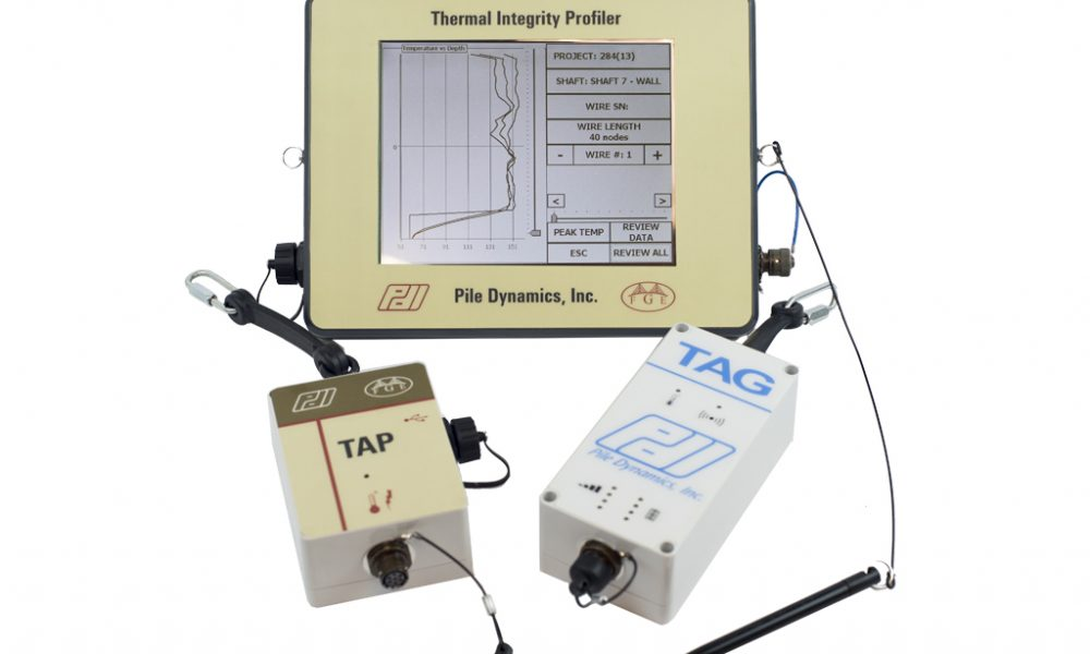 Thermal Integrity Profiler System