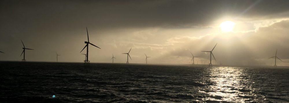 Merkur offshore wind farm